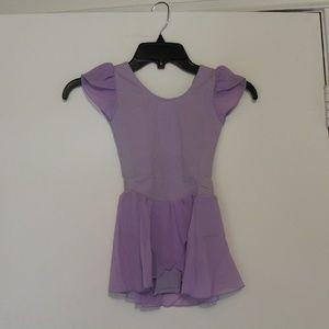 MDNMD Leotard Dance Ballet Violet AM000058